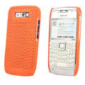 Mesh case cover for Nokia E71 - orange