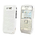 Mesh case cover for Nokia E71 - white