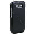 Three-dimensional droplets color covers for Nokia E71 - black