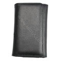 leather holster case for Samsung i997 infuse 4G - black EB005