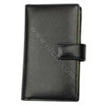 leather holster case for Samsung i997 infuse 4G - black