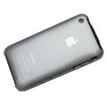 Ultrathin hard back cases covers for iPhone 3G/3GS - Silver