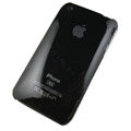 Ultrathin hard back cases covers for iPhone 3G/3GS - black