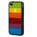 Color Covers Hard Back Cases for iPhone 4G