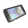 NILLKIN matte silicone case for HTC EVO 3D - Black