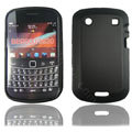 TPU silicone cases covers for Blackberry 9900 - black