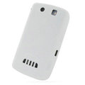 PDair silicone cases covers for BlackBerry 9530 - white