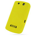 PDair silicone cases covers for BlackBerry 9530 - yellow
