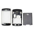 Original Full set Housing Faceplate Shell Cover For BlackBerry Storm 9530