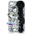 Bling S-warovski Rhinestone crystal case covers for iPhone 4G