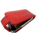 100% Genuine Holster leather Cases Cover For Nokia E72 E72I - Red