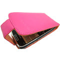100% Genuine Holster leather Cases Cover For Nokia E72 E72I - Rose