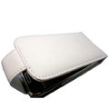 100% Genuine Holster leather Cases Cover For Nokia E72 E72I - White