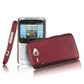 IMAK Slim Scrub Silicone hard cases Covers for HTC Chacha A810e G16 - Red
