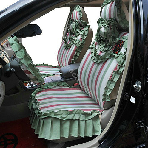buy wholesale universal car seat covers cotton seat covers green eb002 car seat covers. Black Bedroom Furniture Sets. Home Design Ideas
