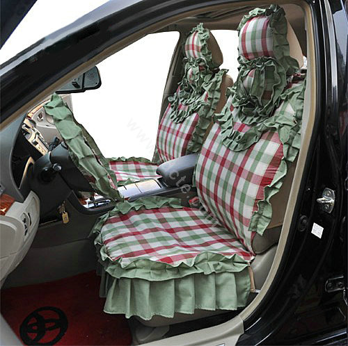 buy wholesale universal car seat covers cotton seat covers green eb003 car seat covers. Black Bedroom Furniture Sets. Home Design Ideas