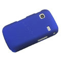 Slim Scrub Silicone hard cases Covers for Samsung i569 S5660 Galaxy Gio - Blue