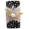 Bling Angel Crystals Hard Cases Covers for Sony Ericsson X10i