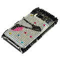 Bling High-heeled shoes Crystals Hard Cases Covers For Nokia N8