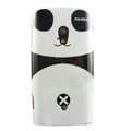 Cute Panda Silicone Hard Cases Covers For Sony Ericsson X10i - GG