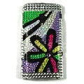 Diamond Bling Crystals Hard Cases Covers For Sony Ericsson X10i