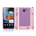SGP Scrub Silicone Cases Covers For Samsung i9100 GALAXY S2 SII - Pink