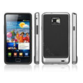 SGP Scrub Silicone Cases Covers For Samsung i9100 GALAXY S2 SII - Silver