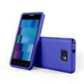 SGP Scrub Silicone Cases Covers For Samsung i9100 GALAXY SII S2 - Blue