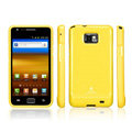 SGP Silicone Cases Covers For Samsung i9100 GALAXY SII S2 - Yellow
