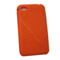 s-mak Silicone Cases covers for iPhone 5G - Orange