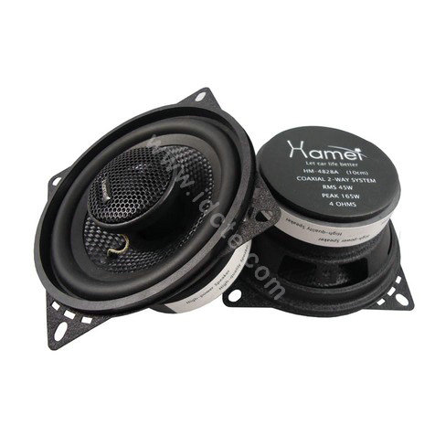 Bass Face SPL 400W inch Coaxial Car Speakers Pair: Amazon