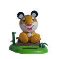 Shake his head doll Solar Little Tiger shake head doll Car decoration