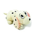 Car decoration Cartoon Dalmatians with bamboo carbon bag purify the air bag - Pink