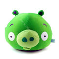 Car decoration cut pig with bamboo carbon bag purify the air bag - Green