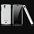 Nillkin skin cases covers for Sony Ericsson Xperia ray ST18i - White