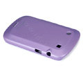 Nillkin skin cases covers for Blackberry Bold Touch 9900 - Purple