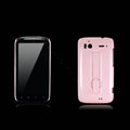 Nillkin Bright side skin hard cases covers for HTC Sensation G14 Z710e - Pink