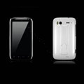 Nillkin Bright side skin hard cases covers for HTC Sensation G14 Z710e - White