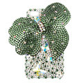 Bling S-warovski Butterfly crystal diamond cases covers for iPhone 4G - Green