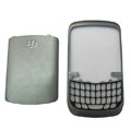 Front and Back Housing Case for Blackberry Curve 9300 Mobile Phone - Gray