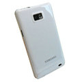 Piano paint Hard Back Cases Covers for Samsung i9100 Galasy S II S2 - White