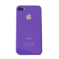 Ultrathin Piano paint Hard Back Cases Covers for iPhone 4G/4S - Purple