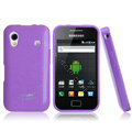 Boostar TPU soft skin cases covers for Samsung Galaxy Ace S5830 i579 - Purple