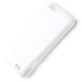 ROCK Colorful skin cases covers for HTC ONE V Primo T320e - White