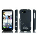 IMAK Ultrathin Matte Color Covers Hard Cases for Motorola Defy ME525 MB525 - Black