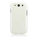 Nillkin Bright Side Hard Cases Skin Covers for Samsung I9300 Galaxy SIII S3 - White
