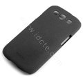 ROCK Quicksand Hard Cases Skin Covers for Samsung I9300 Galaxy SIII S3 - Black