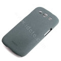 ROCK Quicksand Hard Cases Skin Covers for Samsung I9300 Galaxy SIII S3 - Gray