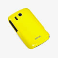 ROCK Colorful Glossy Cases Skin Covers for HTC Explorer Pico A310e- Yellow