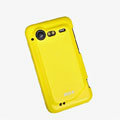 ROCK Colorful Glossy Cases Skin Covers for HTC Incredible S S710E G11 - Yellow